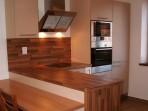 Rekonstrukce bytu 3+1 kuchyň na míru
