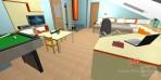 3D návrhy dětských pokojů č.13
