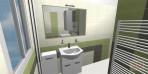 Malé koupelny RAKO Vanity