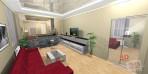 Návrhy obývacího pokoje