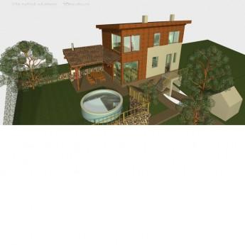 Projekt rodinného domu MINI