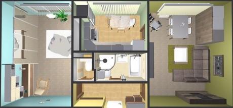 Ceník - 3D NÁVRHY koupelny, kuchyně, interiéry, exteriéry