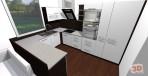 Bytový design návrhy interiérů č.17