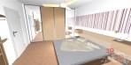 3D návrhy ložnice č.19