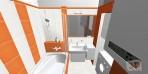 návrh koupelny India