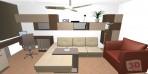 Obývací pokoj sedacka