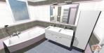 Velký koupelny RAKO