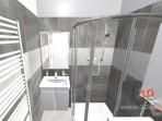 Rekonstrukce panelového bytu č.7