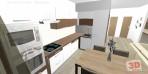 návrh kuchyně v panelovém bytě