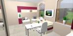 3D návrhy dětských pokojů č.28