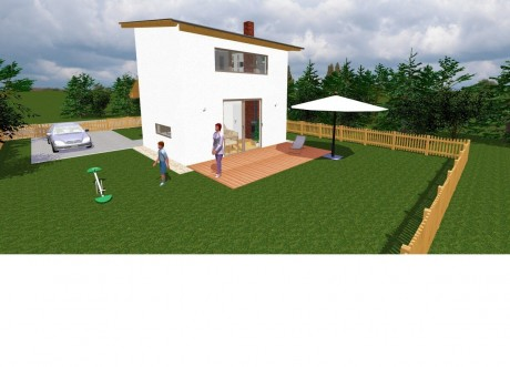Projekt domů PIDI