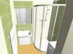 Rekonstrukce bytového jádra Nýřany č.5