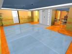 3D návrh bazenu