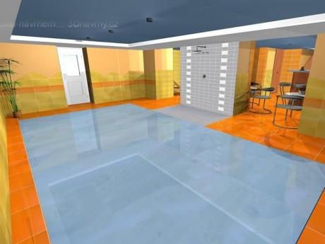 Bazény a sauny