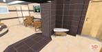 Sauna 3D návrh