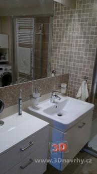 rekonstrukce koupelny na klíč