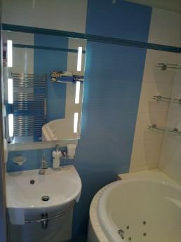 Realizace malé koupelny