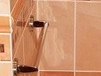 Fotogalerie koupelny - závěsné WC Geberit
