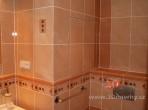 Fotogalerie koupelny -esteticky  řešení kamenický roh s obkladů