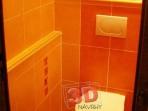 Fotogalerie koupelny -panelákové WC La futura Rexona Beige