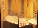 Fotogalerie koupelny -Koupelna La Futura Rexona modrá