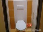 Fotogalerie koupelny - WC barva cihlová