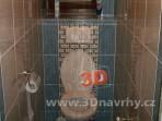 Koupelny fotogalerie inspirace - WC
