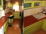 Atypiská kuchyň Pistacie