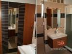 Rekonstrukce bytu koupelny