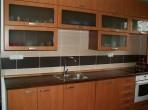 Rekonstrukce bytu kuchyně