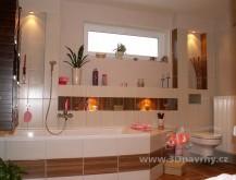 Luxusní koupelny