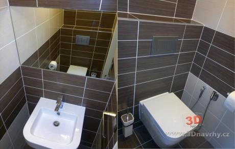 luxusní WC
