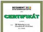 Certifikaty č.2