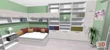 návrhy interiérů on-line