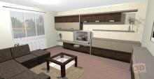 návrhy interiérů online