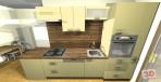 Panelákové kuchyně č.11
