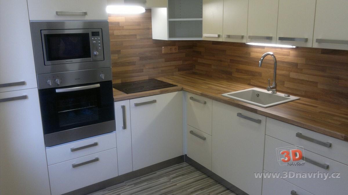 23d3003bb113 Kuchyně panelákové