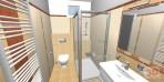 Návrhy koupelny RAKO Litera