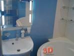 Rekonstrukce koupelny č.3
